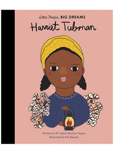 Little People Big Dreams | Harriet Tubman