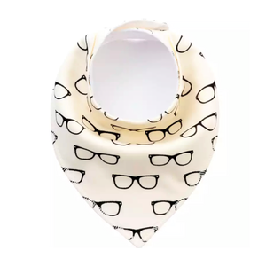 Dribble Bib | Glasses