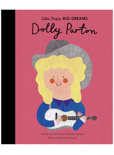 Little People Big Dreams | Dolly Parton