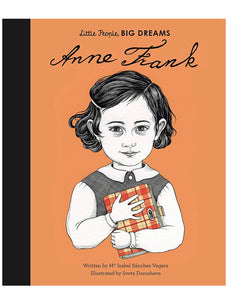 Little People Big Dreams | Anne Frank