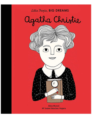 Little People Big Dreams | Agatha Christie