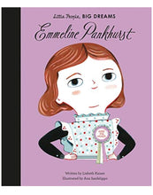 Little People Big Dreams | Emmeline Pankhurst