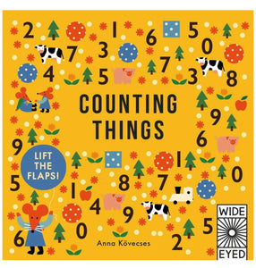 Counting Things | Lift the flaps board book