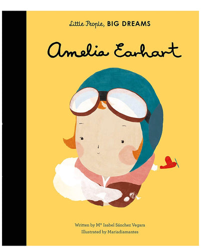Little People Big Dreams | Amelia Earhart