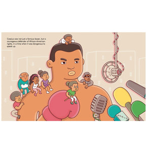 Little People Big Dreams | Muhammad Ali