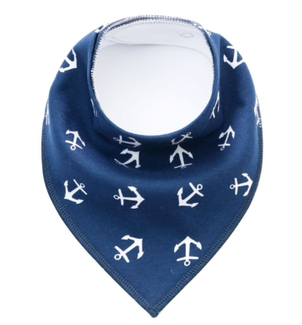 Dribble Bib | Anchors