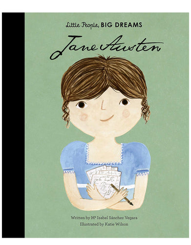 Little People Big Dreams | Jane Austen