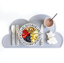 Silicone Cloud Placemat | various colours