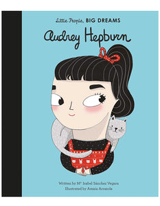 Little People Big Dreams | Audrey Hepburn