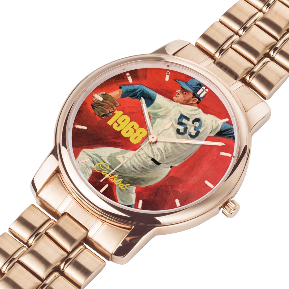 baseball pitcher watch