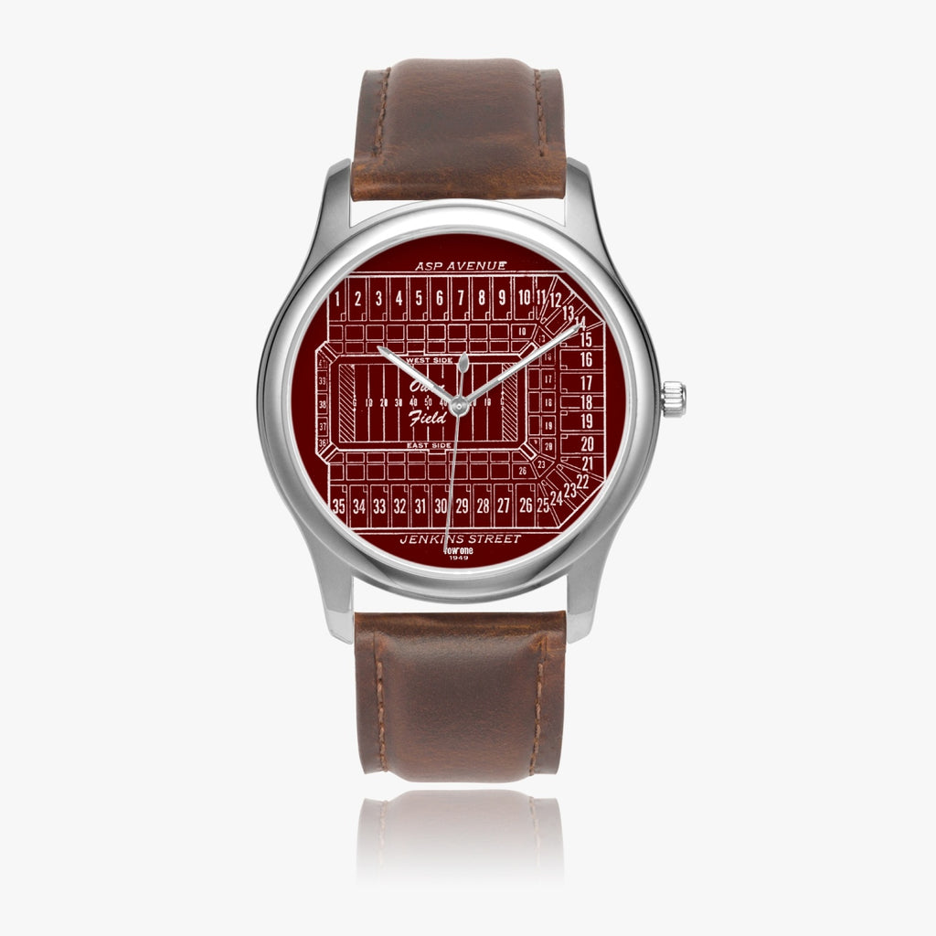 Owen Field Stadium Map Watch