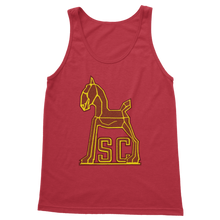 Load image into Gallery viewer, 1940's Vintage USC Trojan Classic Women's Tank Top
