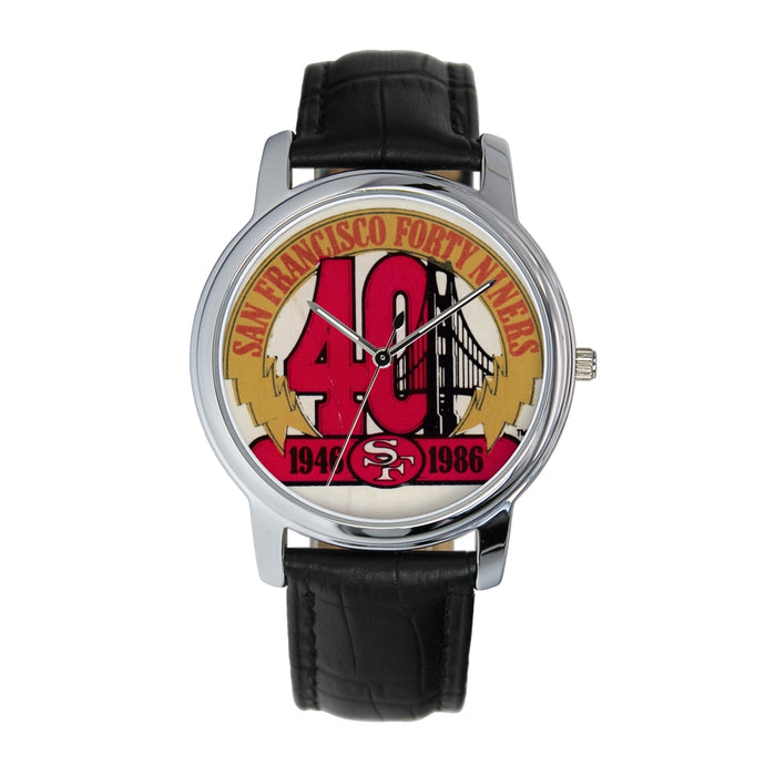 1986 San Francisco 49ers Ticket Watch