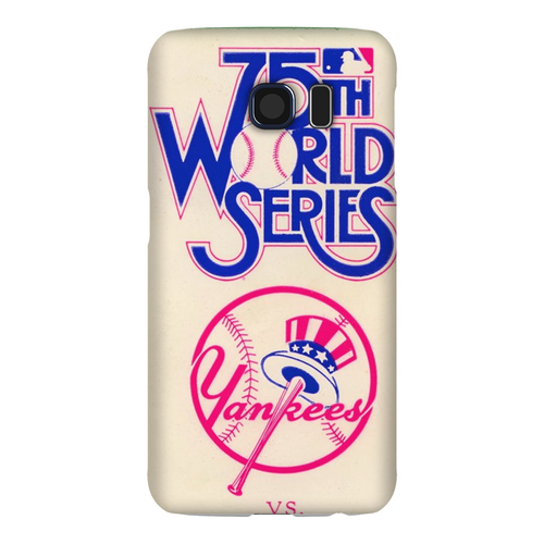 1977 World Series Ticket Phone Case