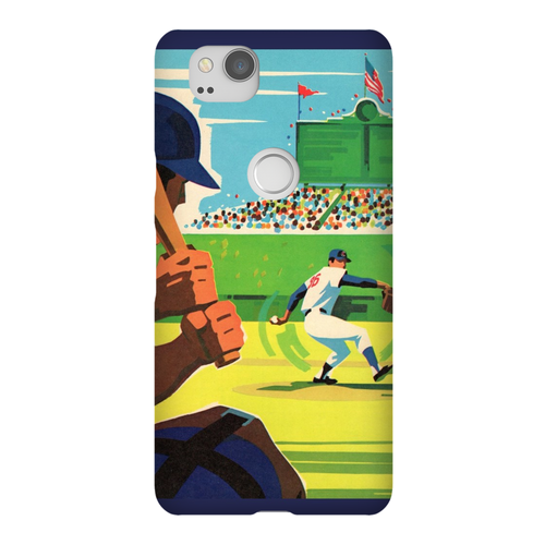 Vintage Chicago Cubs Phone Case