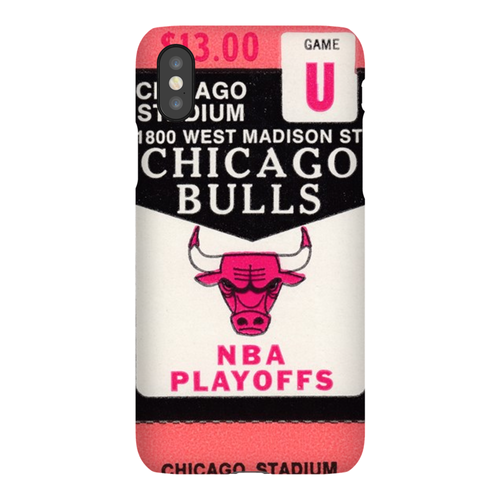 1980 Chicago Bulls Phone Case