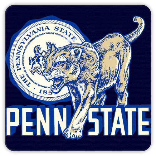 1950's Penn State Coasters