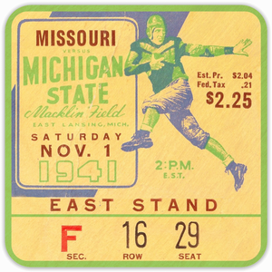 1941 Michigan State vs. Missouri