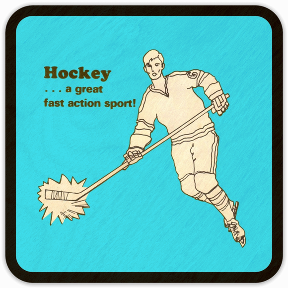 1970's Hockey: A Fast Action Sport