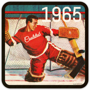 Best Father's Day Gift Ideas 2019: 1965 Hockey Coasters by Coolstub™