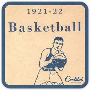 Coolstub™ 1921-22 Basketball Player Coasters