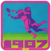 Load image into Gallery viewer, 1987 Rewind: Retro Football Coasters by Coolstub™