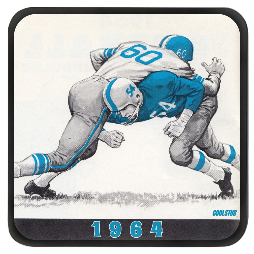 Collectible Drink Coasters by Coolstub™ (1964)