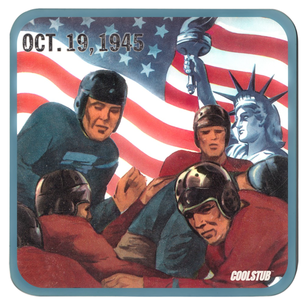 Football Freedom Coasters
