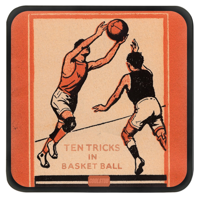 Ten Tricks in Basketball Coasters (1924)