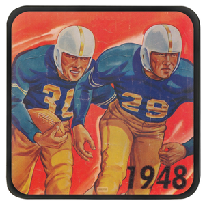1948 Teamwork Coasters