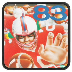 End Zone Reach Coasters (1983)