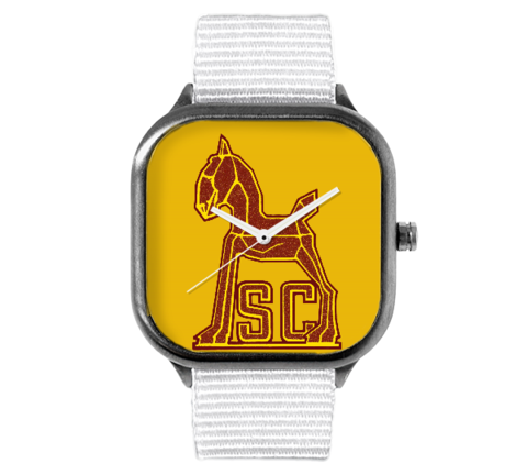 1940's USC Trojans Vintage Watch