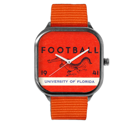 1941 Florida Gator Football Watch