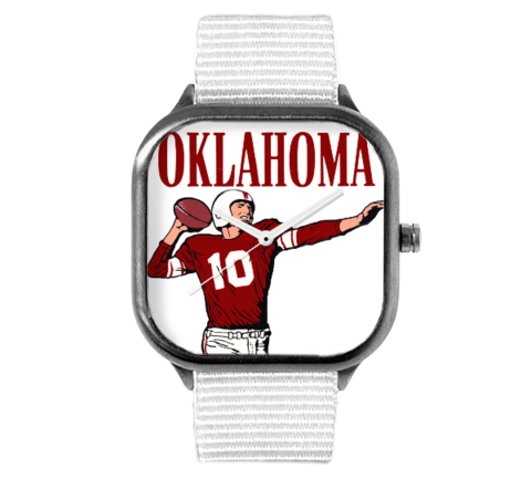 1950's Oklahoma Sooners Football Watch