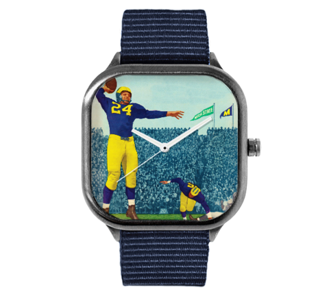 1951 Michigan Wolverine Football Watch
