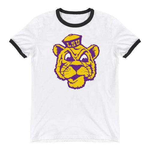 Retro LSU Tigers (1950's)