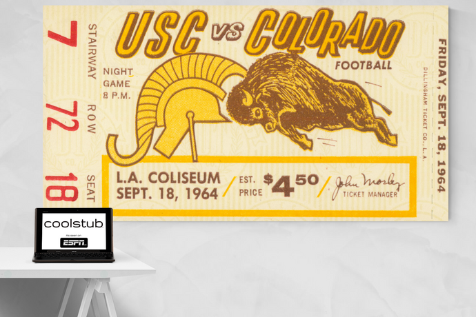 1964 Colorado vs. USC