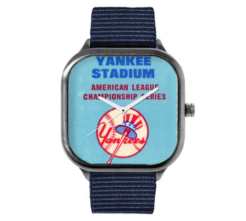 1977 New York Yankees Ticket Watch