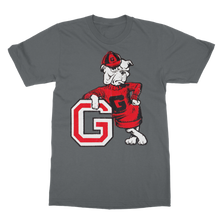 Load image into Gallery viewer, 1950's Vintage Georgia Bulldog Classic Adult T-Shirt