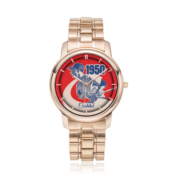 1950 baseball player art watch