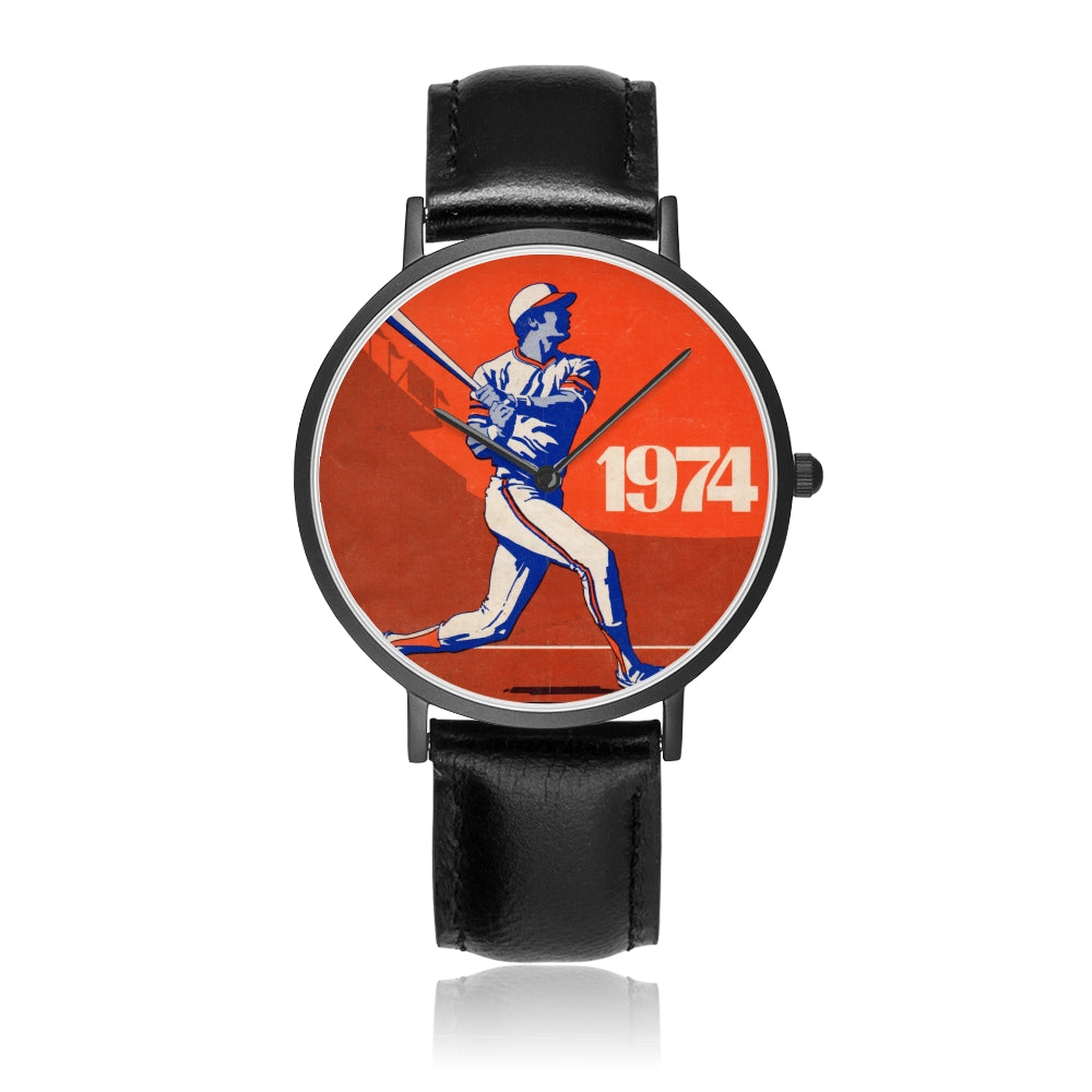 1974 Baseball Watch by Coolstub™