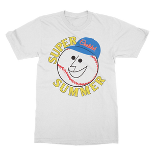 Super Summer retro baseball tee | Coolstub™ sports apparel clothing