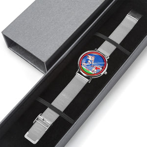 Best Father's Day Gifts for Dads That Love Soccer: '52 Coolstub™ Futbol Watch