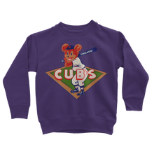 Load image into Gallery viewer, 1950's Chicago Cubs  Classic Kids Sweatshirt