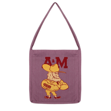 Load image into Gallery viewer, 1950's Texas A&M Ol' Sarge Classic Tote Bag