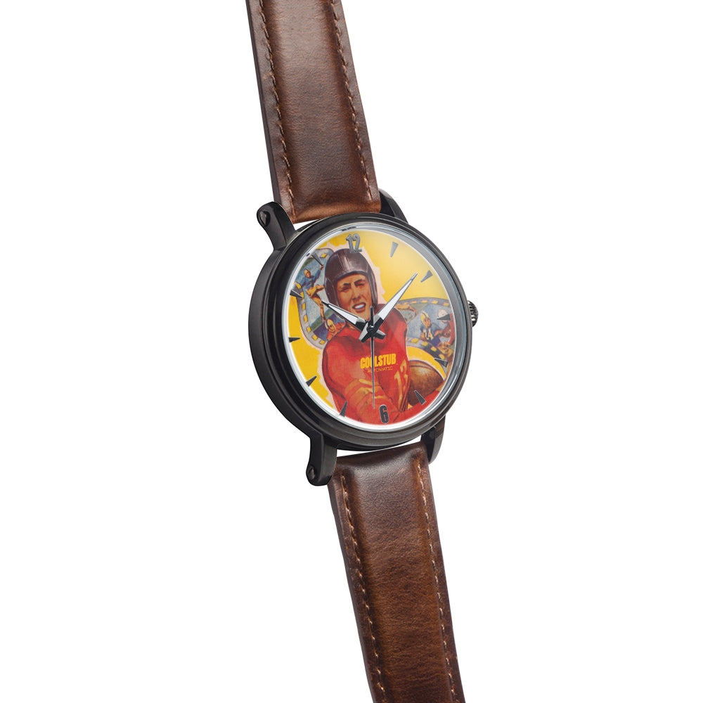 1950 Football Star Watch