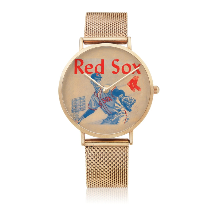 1960 Boston Red Sox Baseball Art Watch