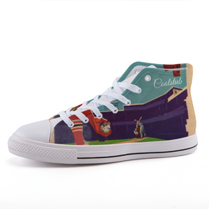 Coolstub™ 1953 Baseball High-top fashion canvas shoes