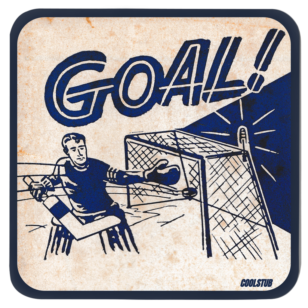 '58 Hockey Goal Coasters