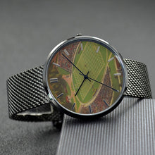 Load image into Gallery viewer, 1940's Sanford Stadium Quartz Fashion Watch With Casual Stainless Steel Band